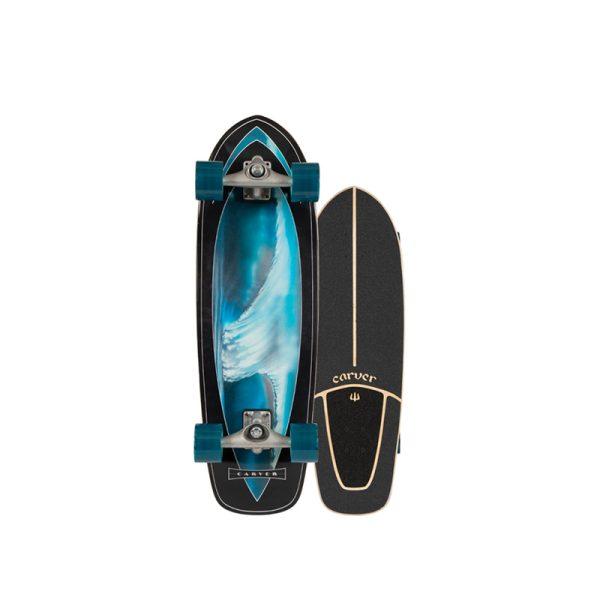 Carver Surf Skate Super Surfer