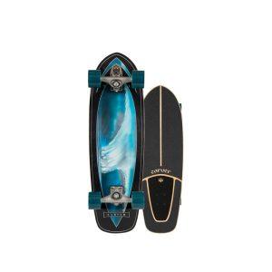 Carver Surfskate Super Surfer