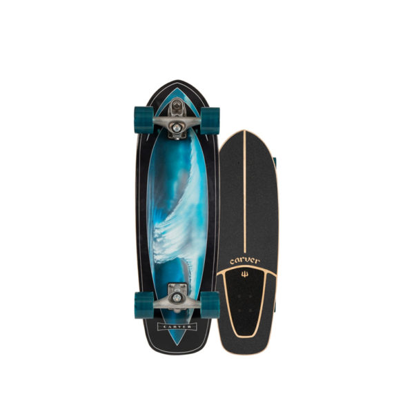 Carver Surfskate Super Surfer