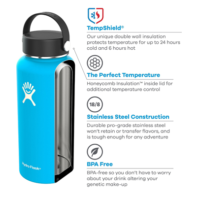 Botellas Hydro Flask