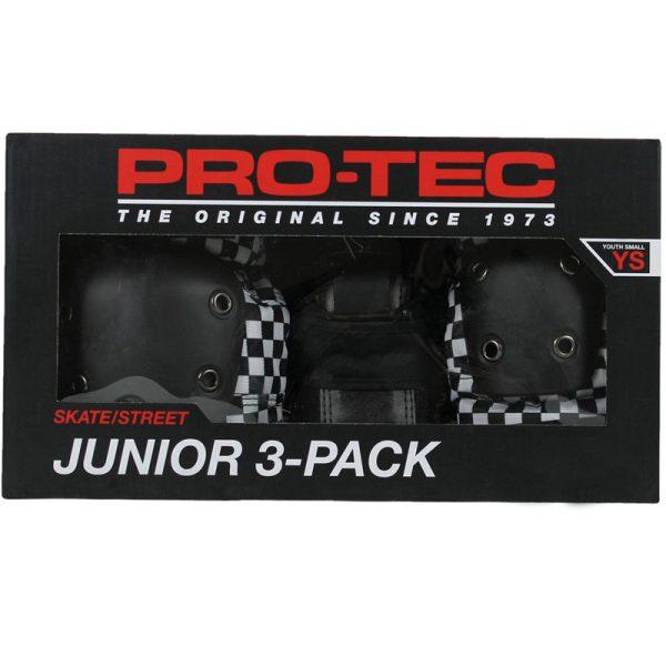 Proteccion Skate Pro Teo Checker