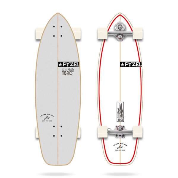 Yow Surfskate Pyzel The Ghost