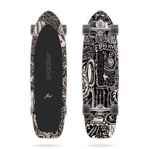 Yow Surfskate Pukas Dark